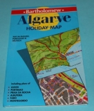 Algarve Holiday map