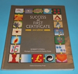 Succes at First Certificate New edition