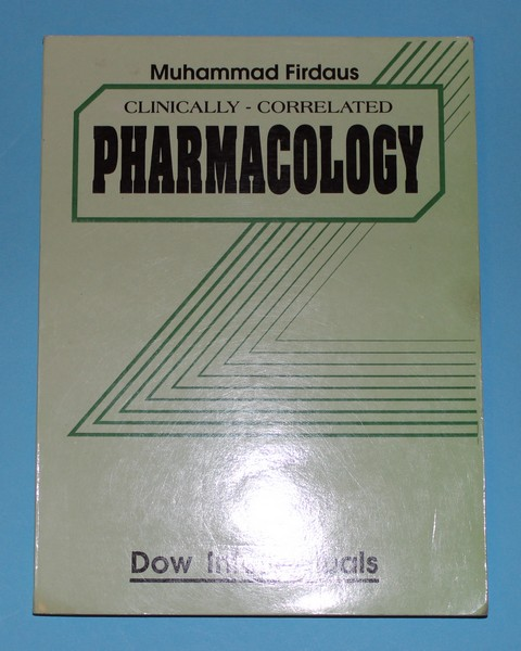 Clinically-Correlated Pharmacology