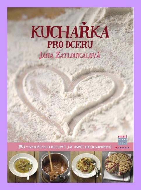 Kuchařka pro dceru | Antikvariát Kodytek