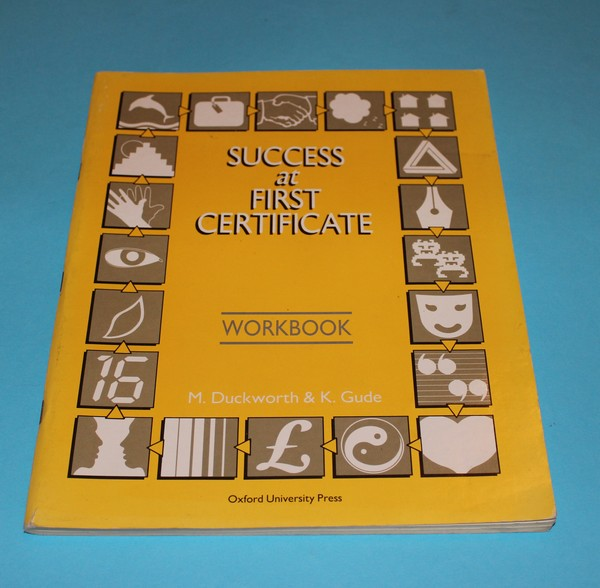 Succes at First Certificate WorkBook