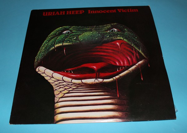 LP Innocent Victim - Uriah Heep