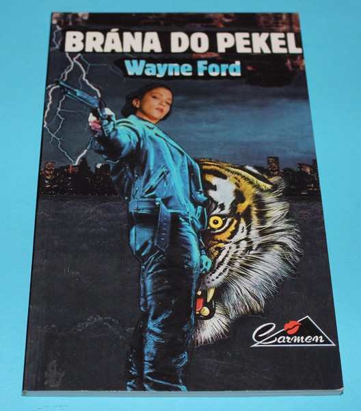 Brána do pekel - Ford