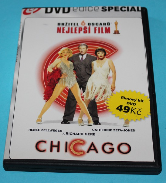 DVD Chicago