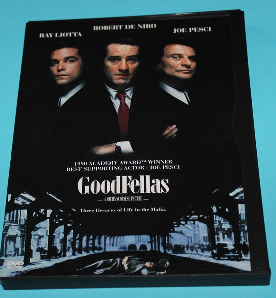 DVD GoodFellas Mafiáni