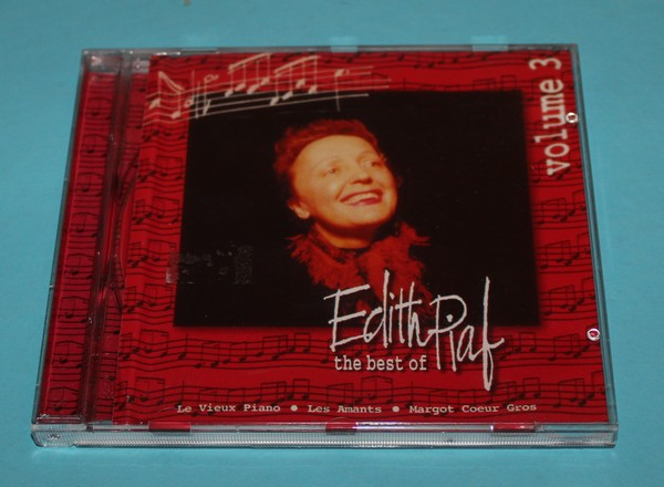 Edith Piaf The best of Volume 3
