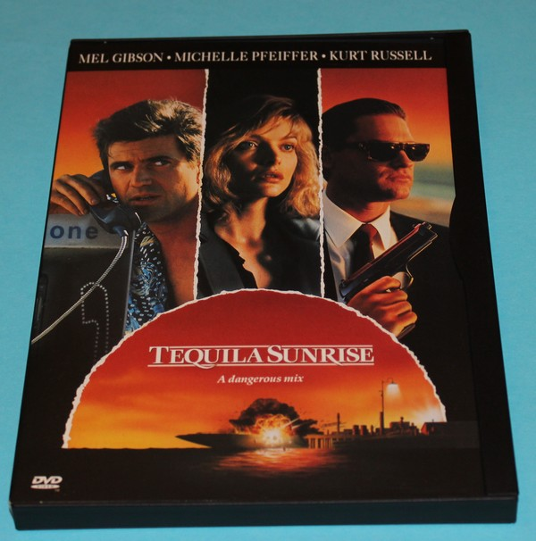 DVD Tequila Sunrise