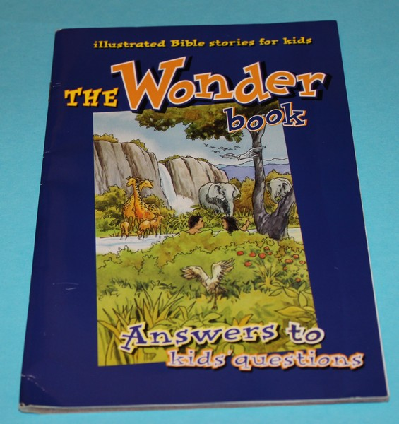 The Wonder Book Answers to kids questions