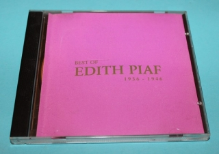 Best of Edith Piaf 1936 - 1946