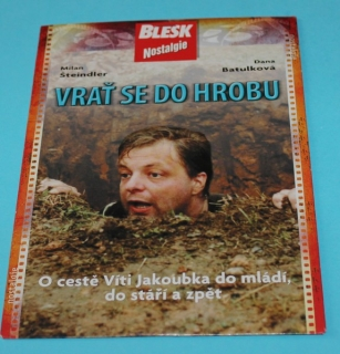DVD Vrať se do hrobu