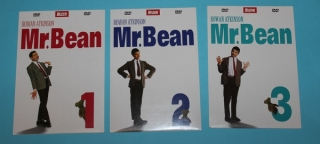 DVD Mr. Bean 1-3