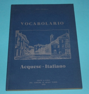 Vocabolario acquese-italiano - Vigorelli