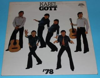 LP Karel Gott '78
