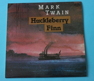 Lp Huckleberry Finn - Twain