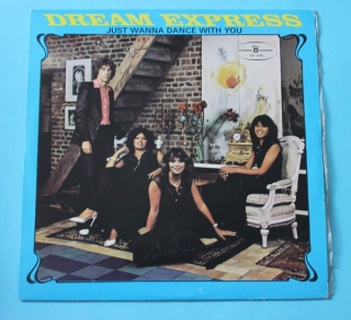 LP Dream Express Just Wana Dance With You