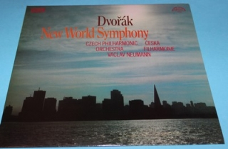 LP New World Symphony - Dvořák