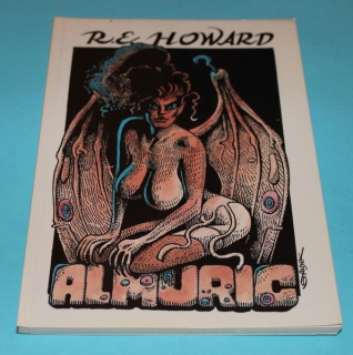 Almuric - Howard