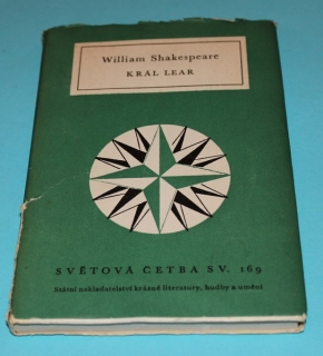 Král Lear - Shakespeare