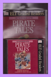 Pirate Tales  CD + book