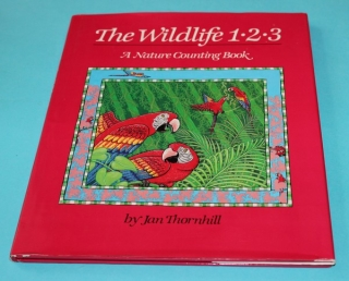 The Wildlife 1.2.3 A Nature Counting Book