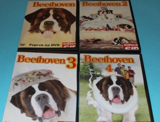 DVD Beethoven 1 - 5