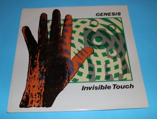 LP Invisible Touch - Genesis