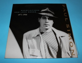 2 LP - Negotiations and love songs - Simon