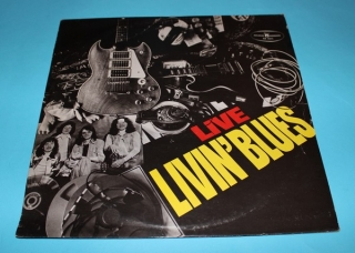 LP Livin' Blues Live