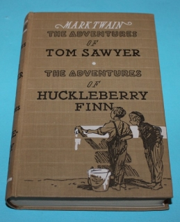 The Adventures of Tom Sawyer - The Adventures of Huckleberry Finn