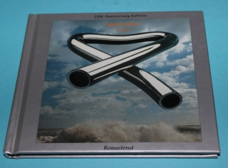 CD Tubular Bells 25th Anniversary